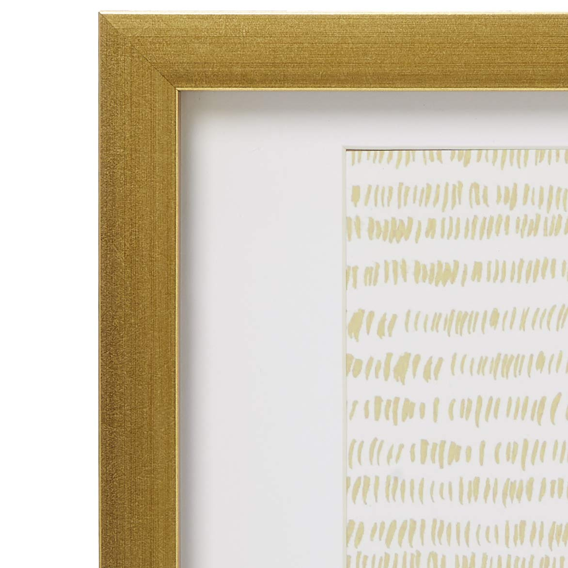 Brass 3-Opening 4x6 Collage Basics Photo Frames