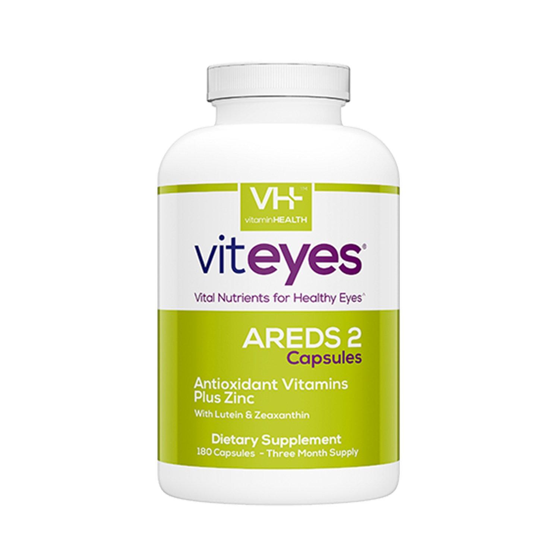 Viteyes Areds 2 Capsules 180 Count 6