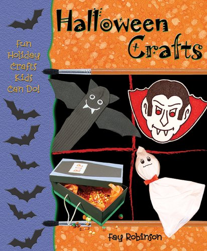 (Halloween Crafts (Fun Holiday Crafts Kids Can)