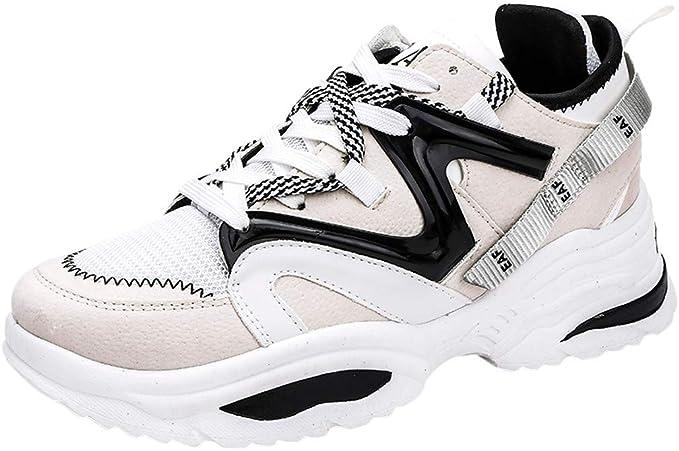 Calzado de Hombre Calzado Deportivo Transpirable Zapatillas de ...