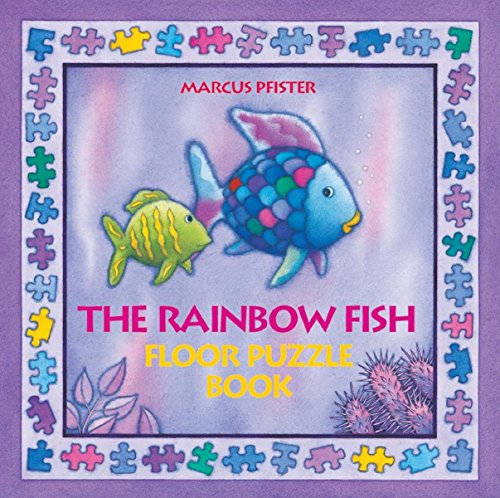 The Rainbow Fish Floor Puzzle Book