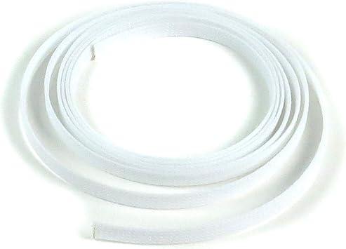 Keep It Clean 13026 Ultra Wrap Wire Loom 1 White Ultra Wrap Wire Loom 10 Feet