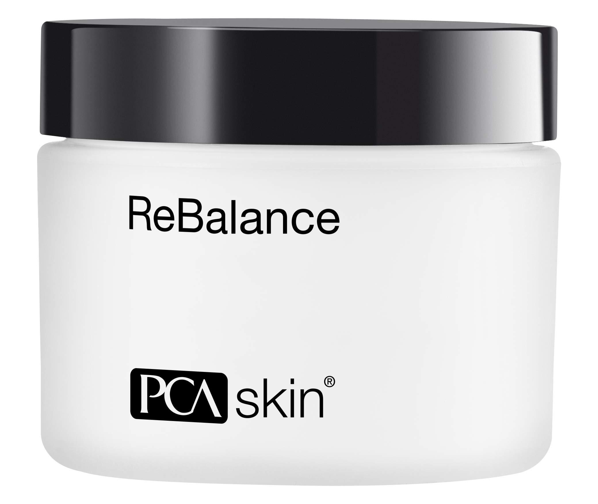 PCA SKIN ReBalance, Lightweight Calming Face Cream with Niacinamide , 1.7 oz.