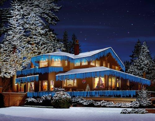 Premier 360 Led Snowing Icicle Lights