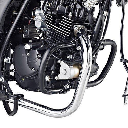 Paramotore Givi Mash Seventy-Five 16-17 nero