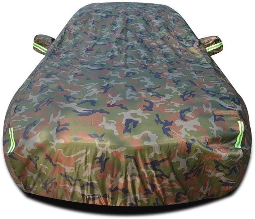Compatible avec BMW M3 Couverture de voiture imperm/éable respirante /épaisse protection contre le soleil toile de b/âche de pluie toile jsmhh Color : Black-Single layer