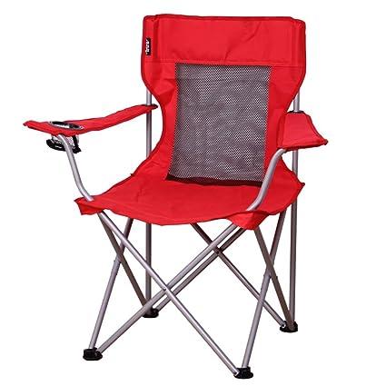 QFFL Mesas Plegables y sillas Ocio al Aire Libre Sillón ...