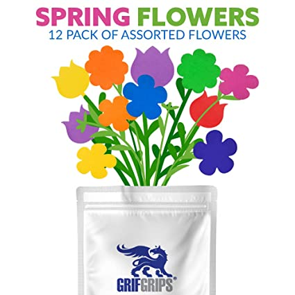 Amazon.com: Spring Flowers for Enlite/Guardian (NC) (Pack of ...