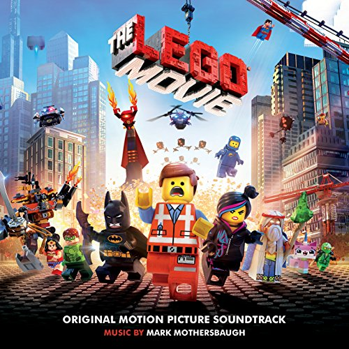 Price comparison product image The Lego Movie: Original Motion Picture Soundtrack