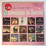 RCA Victor Pop Showcase In Sound Catalog and Promotional LP - SPL-12-29