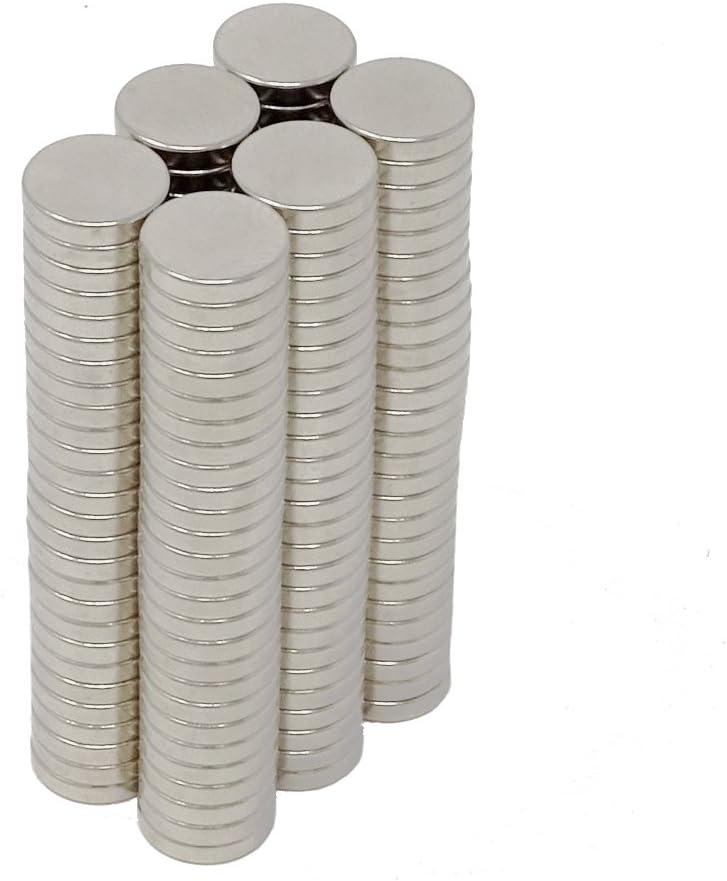 Scheibenmagnet /Ø 5 x 3 mm SBS/® Neodym Magente 20 St/ück Magnetscheibe Supermagnete mit extremer Haftkraft