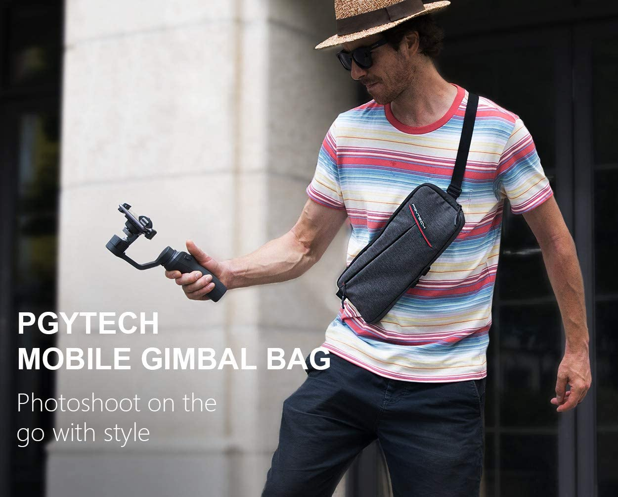 Compatible with DJI OSMO Mobile 2 ZhiYun Handheld Gimbal Perfect for Tripods Handheld Gimbal Storage Photogarphy Accessories Dacorda PGYTECH Mobile Gimbal Pocket Carry Bag USB Cable and Others
