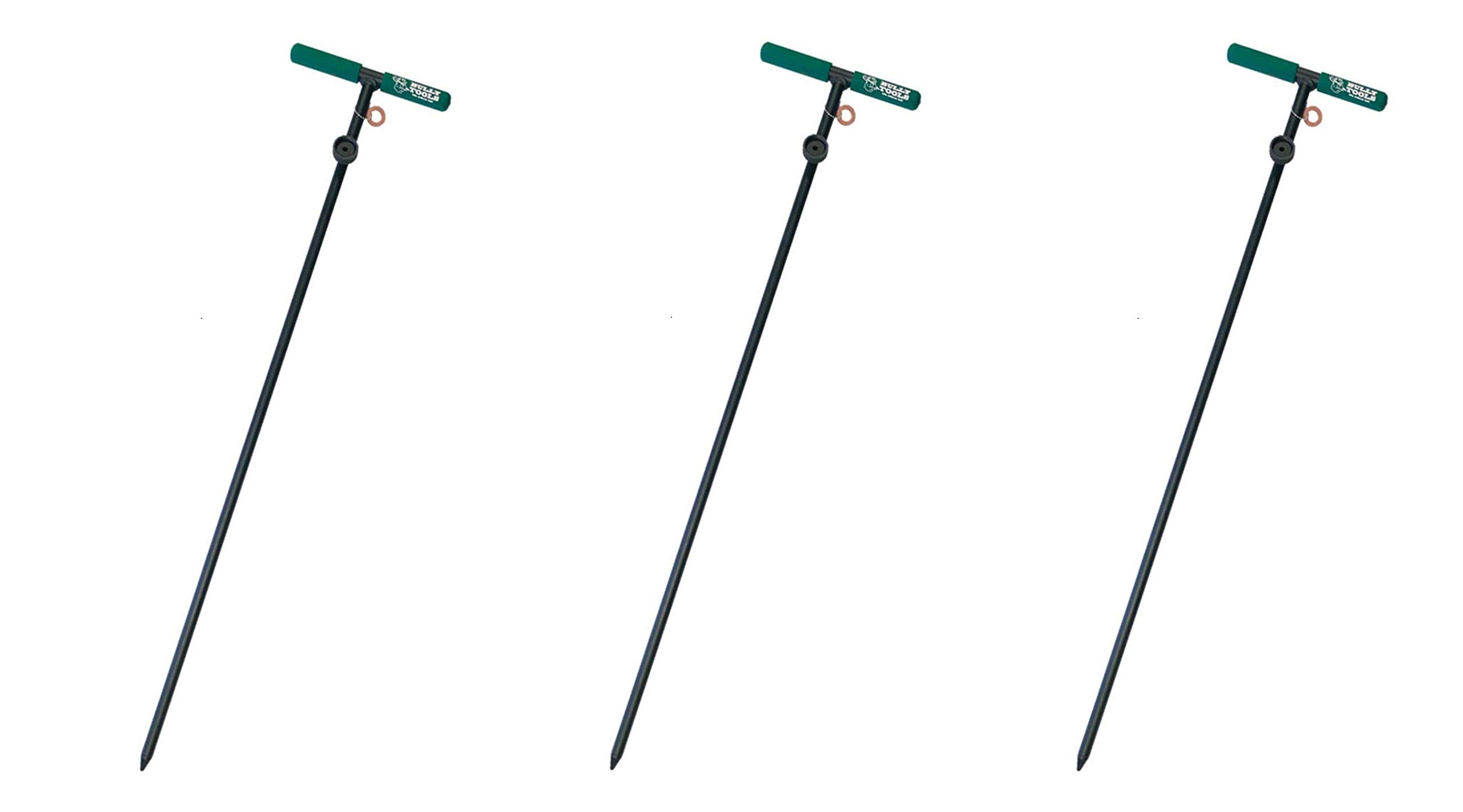 Bully Tools 92300 Root Soaker Irrigation Tool with Steel T-Style Handle (Pack of 3)
