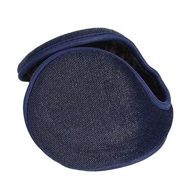 Ohrenwärmer in grau Ohrwärmer Ohrenschützer Ohrschützer
