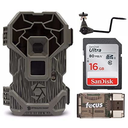 Amazon.com: Stealth Cam PXP18 Pro - Cámara de vídeo (18 MP ...
