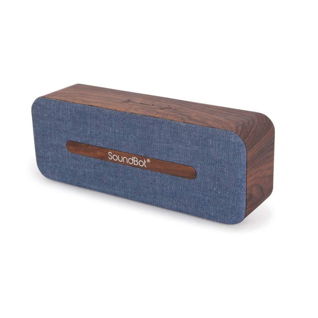 SoundBot SB574 Bluetooth 4.2 Wireless Speaker