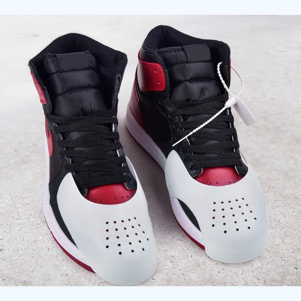 Emp/êcher le Froissement des Chaussures de Baskets Hommes EU 40-46 HONGECB 6 Paires de Protecteurs de Chaussures Am/éliorer Orteil bo/îte Les Plis Protecteur de Boucliers de Chaussures Anti-Rides