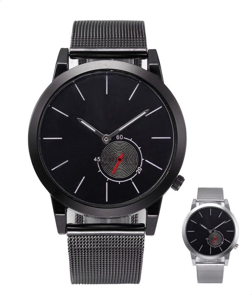 2018 Temperamento Elegante y Simple Reloj exitoso Reloj ...