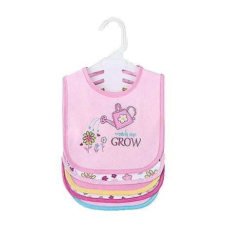 MotherŽs Choice IT8930 - Pack 5 baberos para bebe recién nacido ...