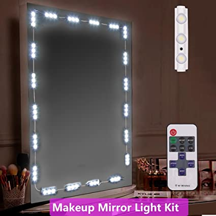 Makeup Mirror Light, IMazer Bathroom Vanity Light Kit,Vanity Mirror Light  Kit For DIY