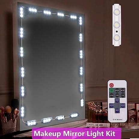 diy vanity light mirror. Makeup Mirror Light  iMazer Bathroom Vanity Kit for DIY