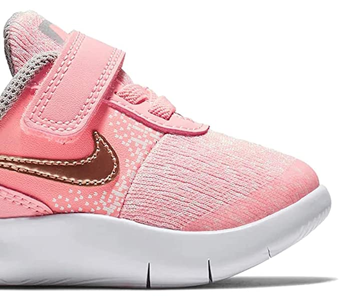 30e3c957e9a69 Amazon.com  Nike Kids Baby Girl s Flex Contact (Infant Toddler)  Clothing