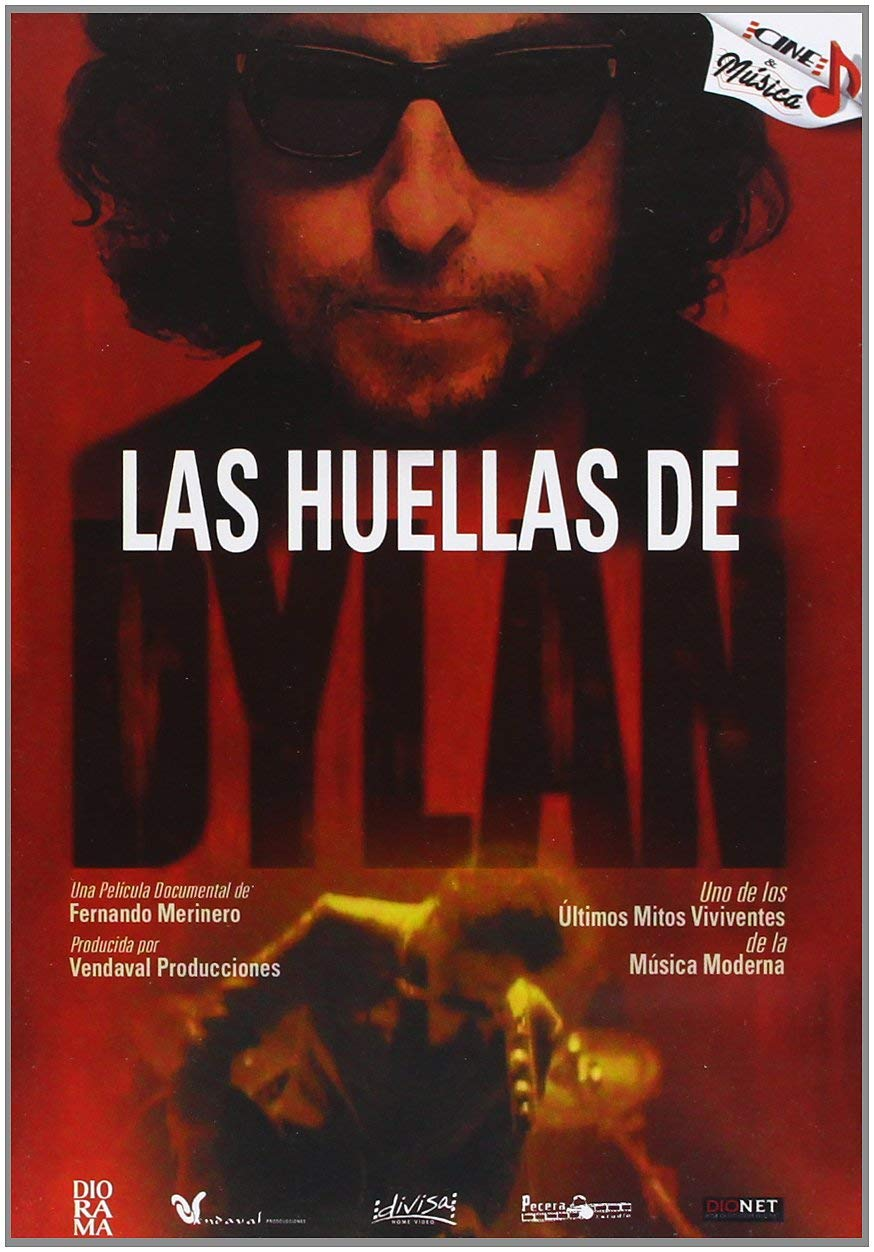 Amazon.com: Las Huellas De Dylan (Import Movie) (European Format - Zone 2) (2010) Intervenciones: Joaquín Sabina; Luis: Bob Dylan, Fernando Merinero.
