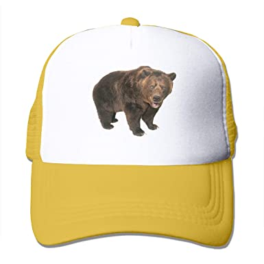 Sombrero de Malla Montana Symbolic Grizzly Bear Ajustable Verano ...