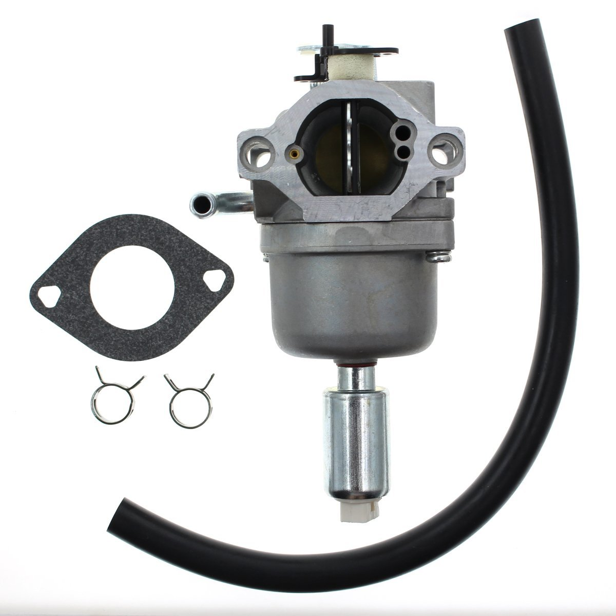 Carbhub 594601 Carburetor for Briggs & Stratton 796587 591736 594601 19.5 HP Engine Craftsman Riding Lawn Mower Tractor 19HP Intek Single Cylinder OHV Motor Nikki Carb