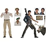 Evil Dead 2 30th Anniversary Hero Ash and Evil Ed Action Figure 2-Pack