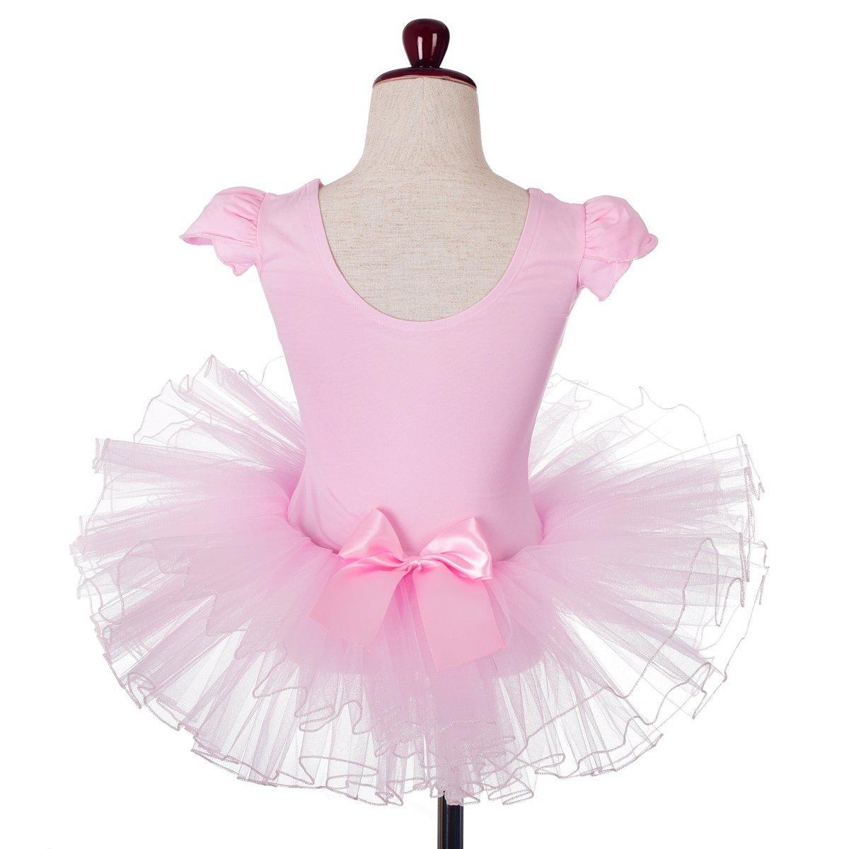 29bf08048 Amazon.com   Dressy Daisy Girls  Rhinestones Ballet Tutu Dancewear ...
