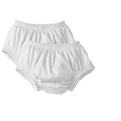BUENOS NINOS Girls Cotton Shorts Top Baby Bloomer Diaper Covers