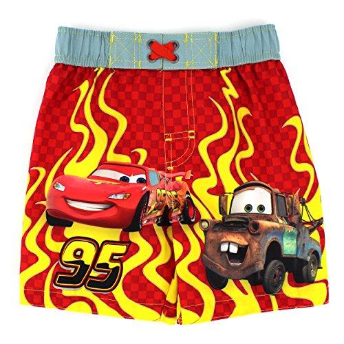 adcfb28a4c Disney Cars Boys Swim Trunks Swimwear (Baby/Toddler) - Import It All