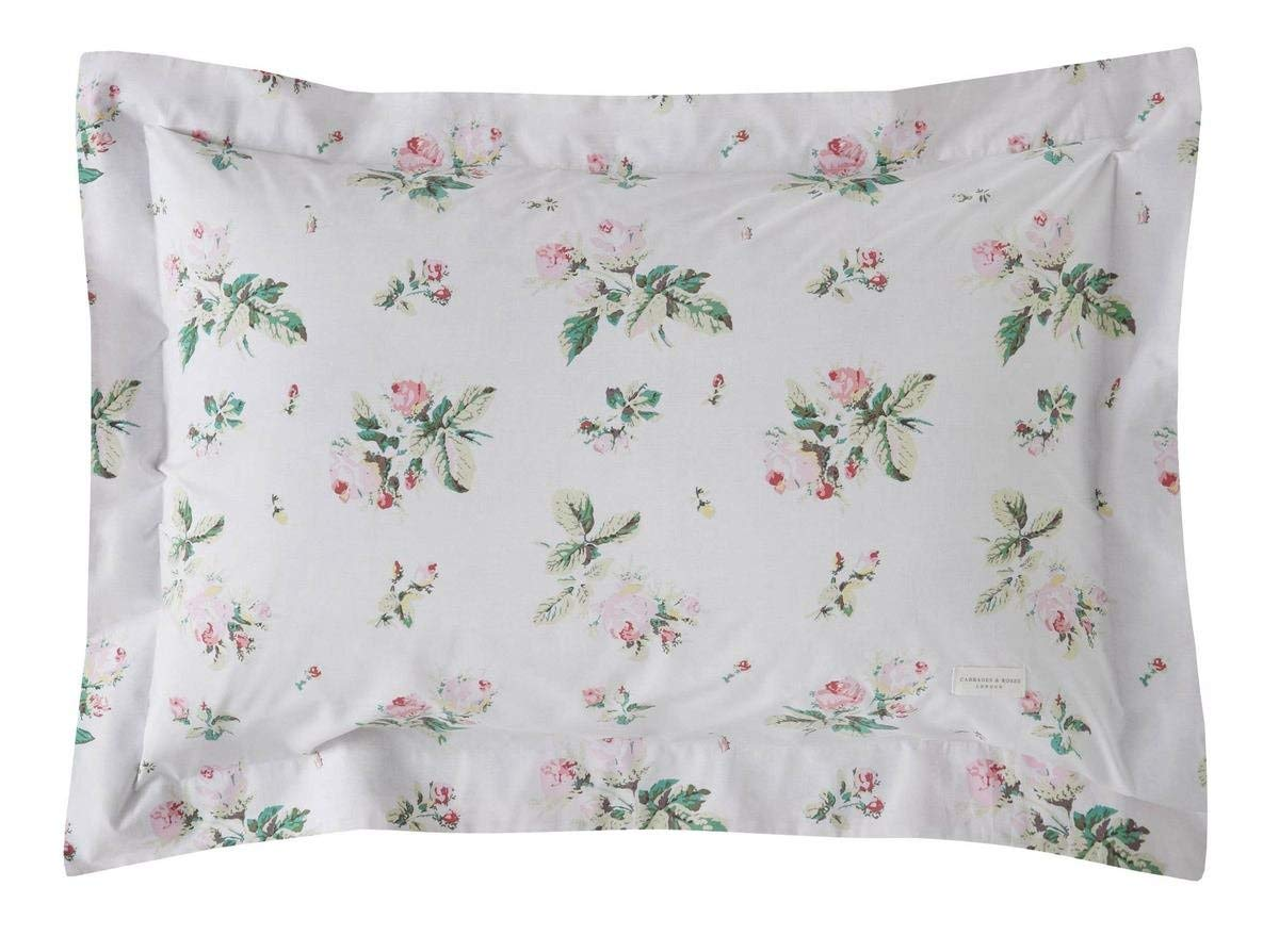 50 x 75 cm Cabbages /& Roses C /& R Clementine Oxford Coppia di federe