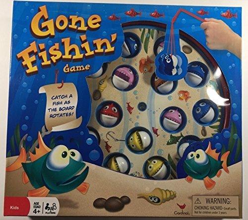 gone fishing game - 4