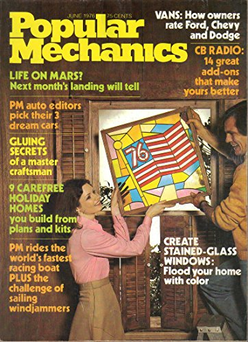 Popular Mechanics June 1976 (How to Repair a Percolator, Make Your Own Skateboard) ()