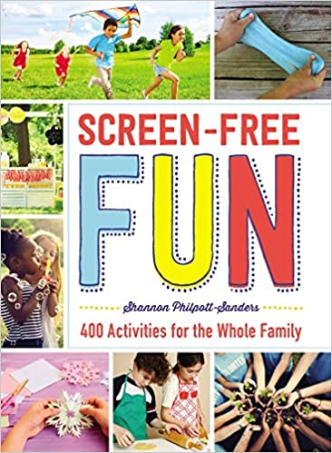 Screen Free Fun 400 Activities For The Whole Family Amazonde
