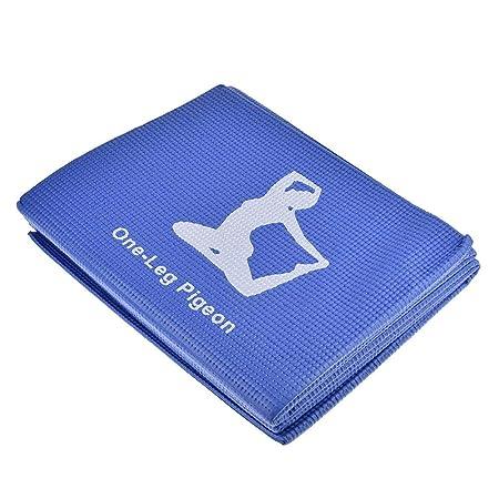 Esterilla de Yoga Vestmon, respetuosa con el Medio Ambiente ...