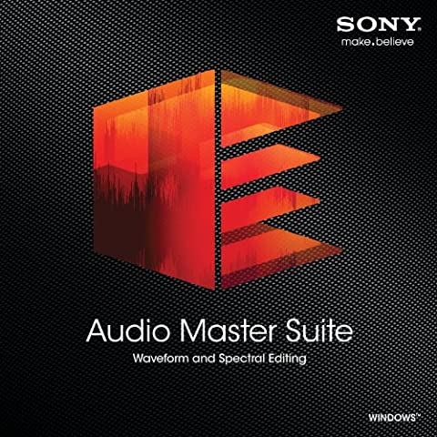 Sony Audio Master Suite [Download] (Sony Sound Forge 11)