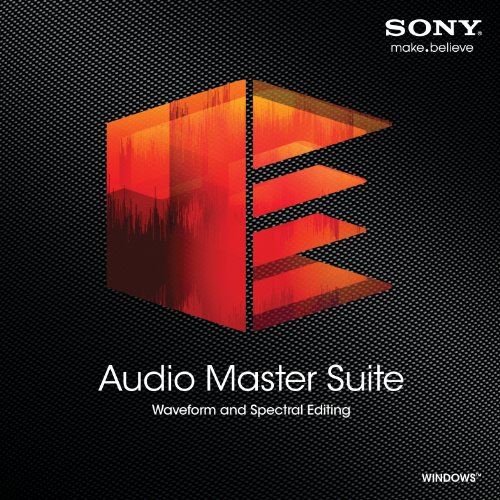 Sony Audio Master Suite [Download] by Sony