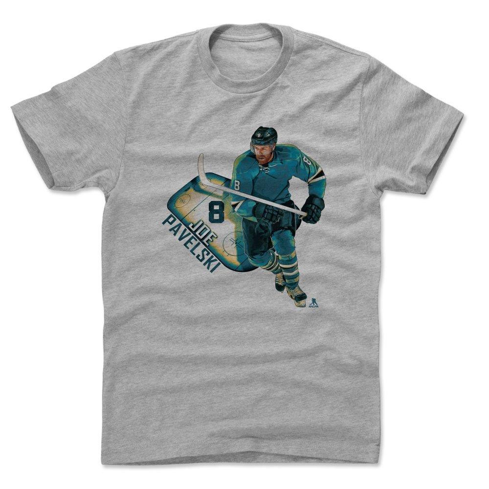 new concept ff173 99f2d Amazon.com : 500 LEVEL Joe Pavelski Shirt - San Jose Hockey ...