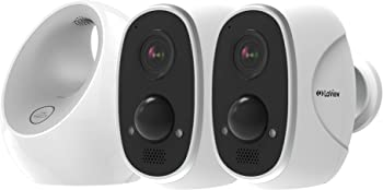 LaView ONE Link 2-Pack Wireless Outdoor Camera System
