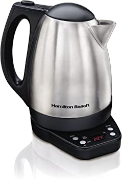 Hamilton Beach 40996 Programmable 1.7-Liter Kettle