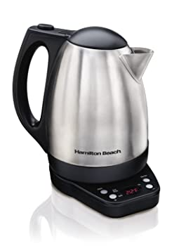 Hamilton Beach 40996 Electric Kettle For Coffee