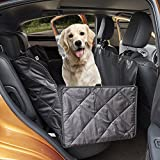 MEGA PET pet seat Covers Dog barriers Center Console Access, Removable Hammock Style, Waterproof & Non-Slip Silicon Backing, Detachable Hammock for Full Size Trucks, Cars & SUV's (deep Black) Review