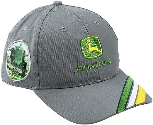 John Deere - Gorra de béisbol, Color Gris: Amazon.es: Ropa y ...