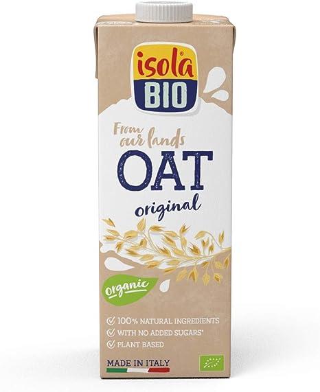 Isola Bio Bebida De Avena Bio 1 Litro 300 g: Amazon.es: Alimentación y bebidas