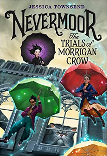 Image result for nevermoor the trials of morrigan crow
