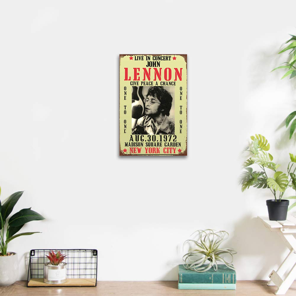 CARDEON Vintage Poster Wall Stickers Retro Kraft Paper Art Decorative Poster Painting Picture Home Decor