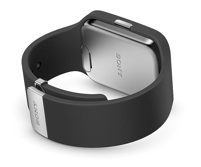 Sony Mobile SWR510BK Bracelet de Remplacement Classique pour Sony SmartWatch 3: Amazon.fr: High-tech